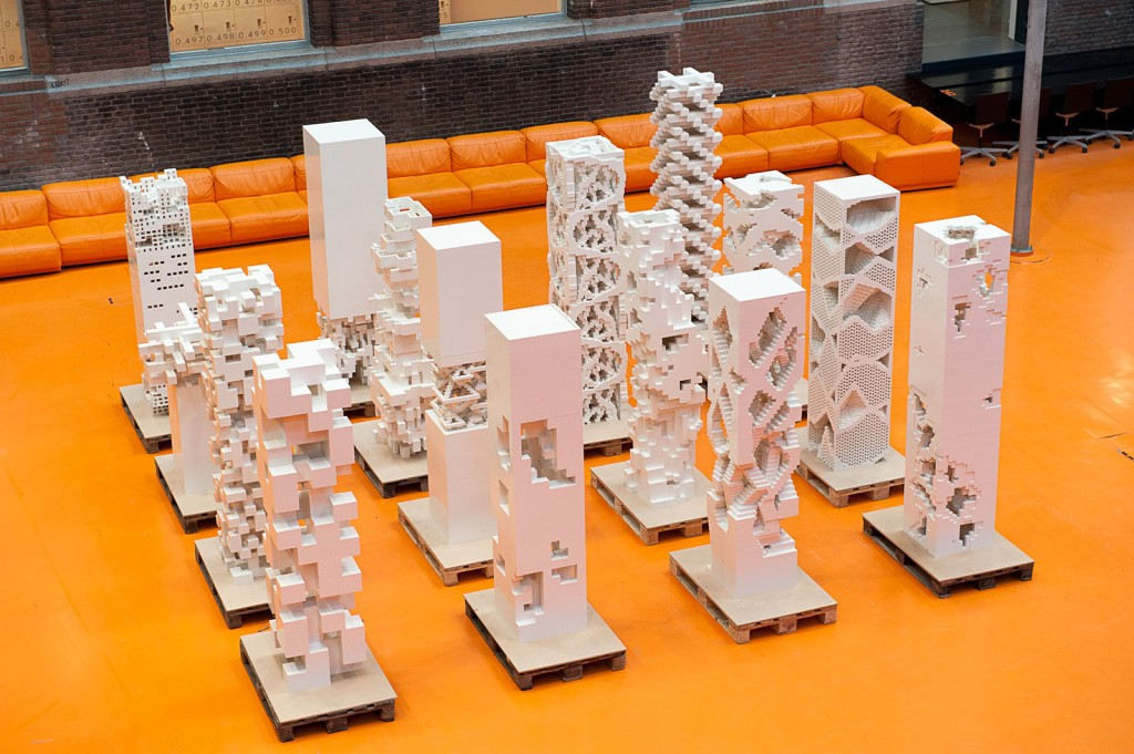 MVDRV Porous City, Photo: Frans Parthesius